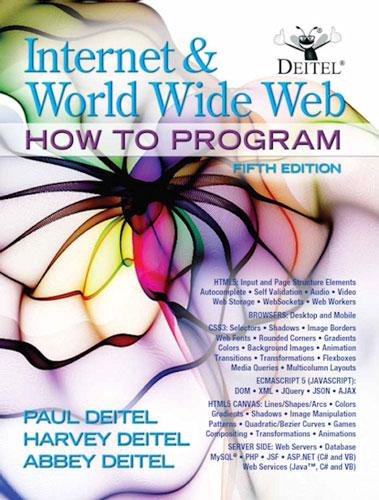 Internet And World Wide Web How To Program 5 E Deitel Associates Inc