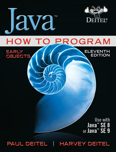 Java How to Program 10/e Cover